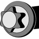 Jeu de vis de culasse Citroen : Berlingo, C2, C3, C4, Saxo, Xsara, Peugeot : 106, 206, 207, 307, 1007, Partner XX0271KI