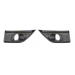 2x Caches antibrouillard Droit + Gauche - Citroen C4 Picasso 7414SC