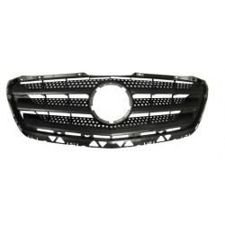 Grille de Calandre Avant Noir - Mercedes Sprinter 210-519 2013-2018