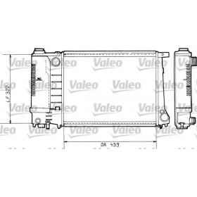 Radiateur moteur (radiateur d'eau) - Bmw 3 Bmw 5 730365
