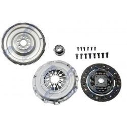 Kit D'Embrayage + Volant D'Inertie - BMW E46 325XI,330I,330IX 328I 5 E39 528I 530I 728 Z3 2.8I,3.0I NZSBM002