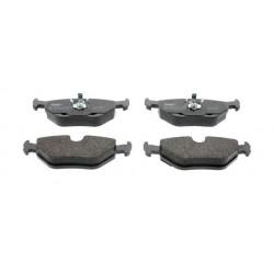 4x Plaquettes de Frein Arriere - bmw serie 3 E30 - E36 M3, 5 E34, 7 E32 Z3 M 500 380