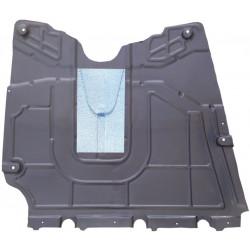 Cache Protection Sous Moteur - Fiat Doblo 3 de 2010 a 2014 1.3 1.6D FT0720201