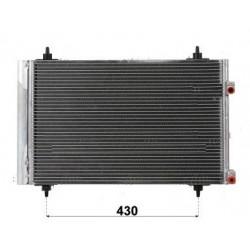 Radiateur Condenseur de Climatisation - Citroen Berlingo C4 Ds4 Ds5 Picasso Peugeot 307308 3008 5008 Rcz Partner 0803.3023