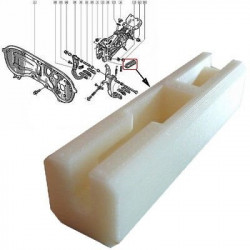 Clips de Fixation Cable d Embrayage - Renault Laguna MG990
