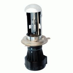 Ampoule Xenon H4 Bi-Xenon, 6000k - Blanc