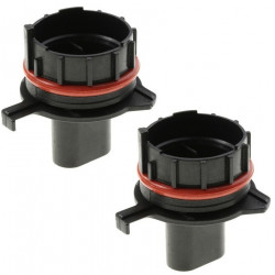 2 Supports Adaptateurs Ampoule - Bmw E39 Renault Clio BF-Spa07