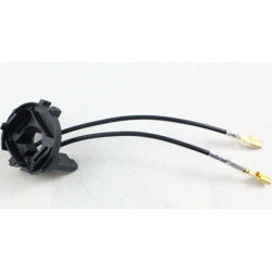 2 Supports Adaptateurs Ampoule - Vw Golf 7 BF-Spa10