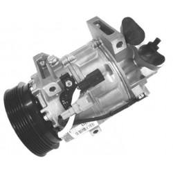 Compresseur de Climatisation - Renault Laguna 3 Berline Break Coupé type Valeo 920.52071