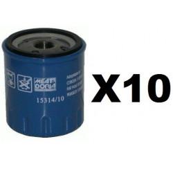 10x Filtres a Huile - Peugeot Citroen OC310 - W716 1 - LS903 F100401 *10