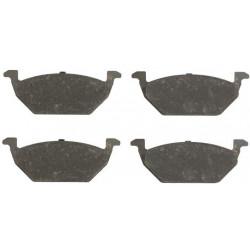 4x Plaquettes de Frein Avant - Audi Seat Skoda Vw 101440569