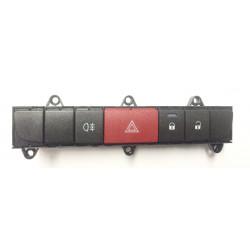 Bouton Interrupteur Warning Panneau - Citroen Jumper Fiat Ducato Peugeot Boxer 4 boutons 7355331160