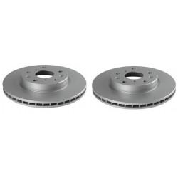 2x Disques de Frein Avant Bosch - Peugeot 407 508 607 0986479193